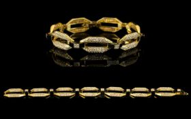 French - Superb and Attractive 18ct Yell