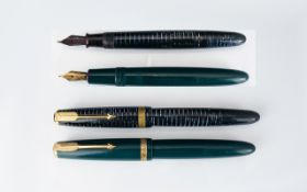 Parker Vacumatic No 52 Rubber Cased Fountain Pen. c.
