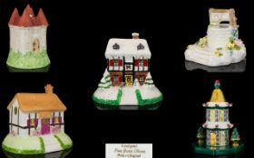 Coalport Limited Edition Numbered Collec