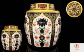 Royal Crown Derby - Impressive Old Imari