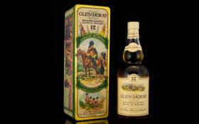 Glen Moray Single Highland Malt Scotch W
