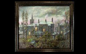 Steven Scholes Northern Artist (British