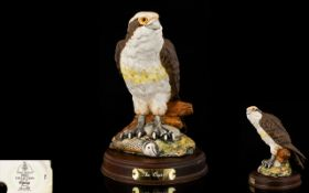 Royal Doulton Hallmarked Bird Figure - B