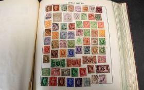 The Triumph Stamp Album Three quarters f