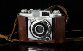 Baldina Non-Folding Camera 35 mm with Co