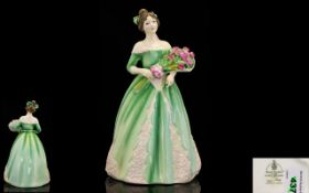 Royal Doulton Hand Painted Figurine - 'H