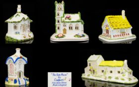 Coalport Fine Bone China Collection of H