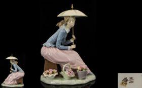 Nao by Lladro Handpainted Porcelain Figu