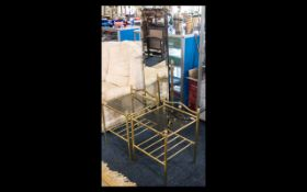 Durlston Designs Ltd A Brass And Bevelle