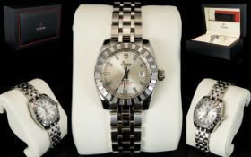Tudor Classic by Rolex Midi Size- Date-J