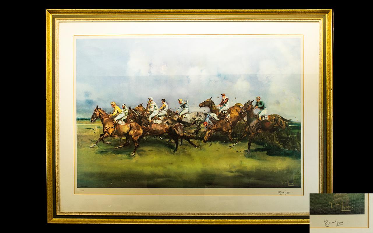 Lot 949 - Michael Lyne (British 1912 - 1989) Limit