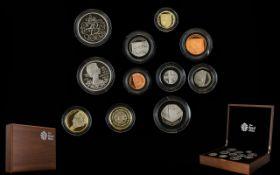 Royal Mint United Kingdom 2012 Ltd Editi