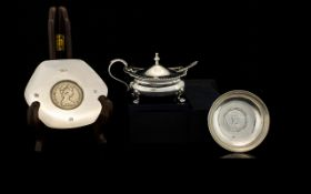 Elizabeth II Commemorative Silver Coin -