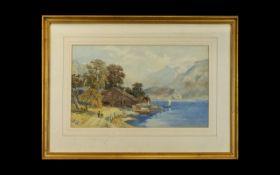 Henry Harris Lines (British 1800-1889) U