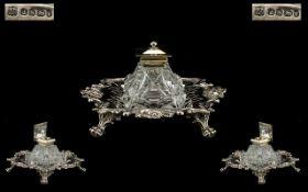 A Mid Victorian Period Impressive Sterli