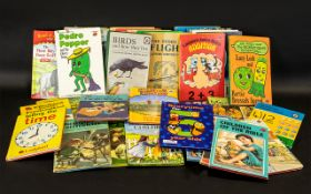 Large Collection of Early Ladybird Books