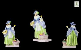 Royal Doulton Early Hand Painted Figurin
