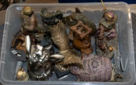 A Mixed Collection Of Oddments And Colle