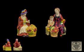 Royal Doulton Early Hand Painted Miniatu