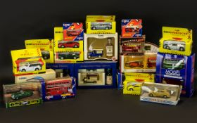 Limited Edition Collection of Model Vehicles.