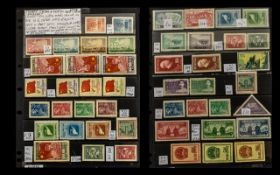 Stamps Excellent China + North East China 1950's Collection with main value in the N E China cats £