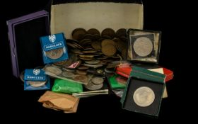 Collection of Coins.