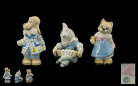 Royal Dux Collection of Novelty Figures