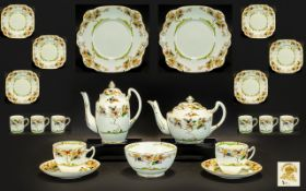 Art Deco Period 1930's Standard China (