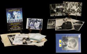 Collection of Vintage Autographs includi