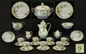 Noritake Ireland Part Dinner Service Tra