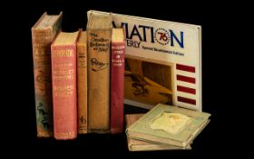 Collection of Vintage Books - different