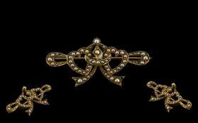 Victorian Period - Attractive 18ct Gold