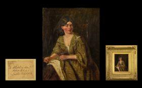Arthur Fitzpatrick (1836-1886) Untitled