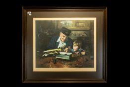 David Shepherd Limited Edition Framed Pr
