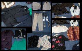 Collection of Vintage Clothing - to incl