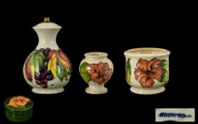 Moorcroft - A Small Collection of Modern