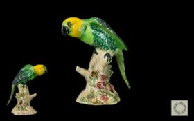 Beswick Hand Painted Ceramic Bird Figure