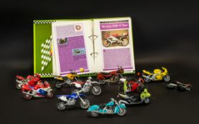 Motorbike Interest. 1 Box of Collectable