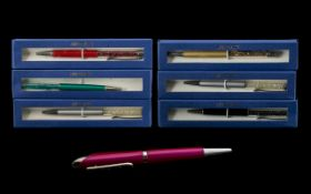 Collection of New Swarovski Pens, A Good Selection of Various Colours and are all Brand New