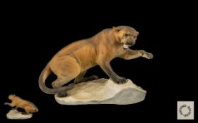 Beswick Large Wild Animal Figure - Conno