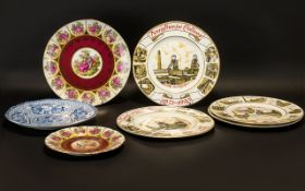 Collection of Decorative Plates to inclu