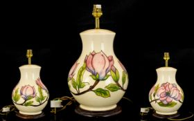Moorcroft - Globular Shaped Large Tubeli
