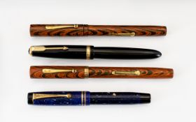 Collection of Fountain Pens.
