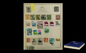 Good Condition Blue Strand Stamp Album o