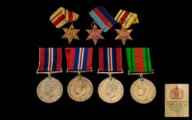 Collection Of Medals. Collection of 7 me