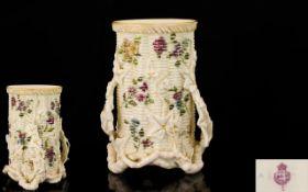 Royal Worcester Handpainted Naturalistic