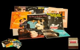 Collection of Jazz Albums & 45s includin