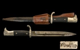 World War II - German Parade Bayonet wit