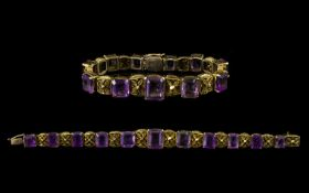 Victorian Period Superb Quality 9ct Gold