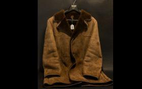 Gentleman's Sheepskin Coat by Conder of